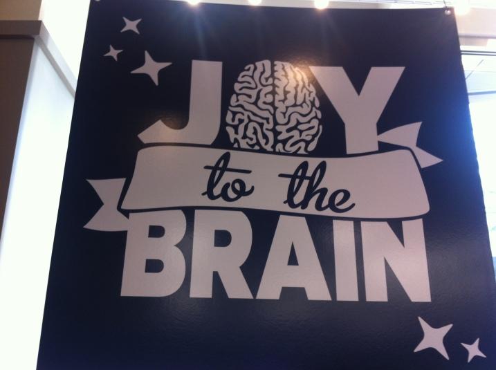 Joy to the Brain